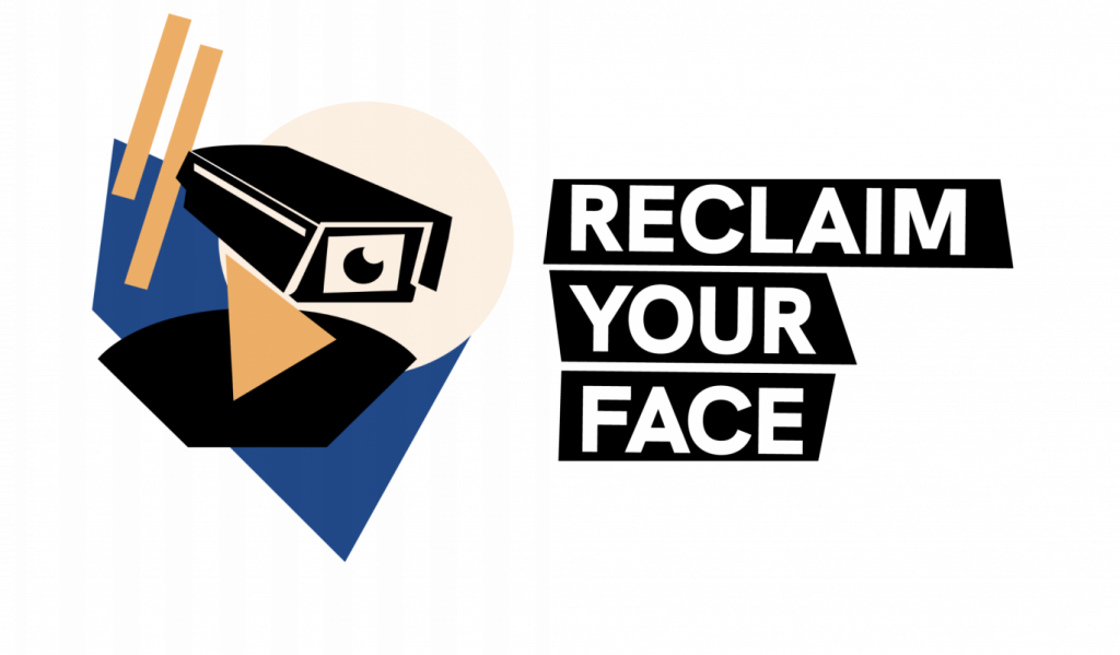 ReclaimYourFace Campaign Logo